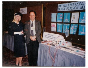 '95 Dallas US table clinics '95-'00