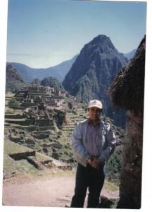 '96 Machu Picchu CE