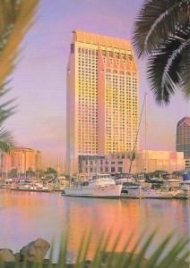 San Diego Bay Hyatt