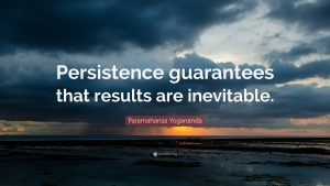 Screenwriting Persistence